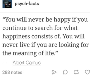 happiness, psychology, and quotes image