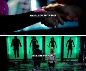 arrow, otp, and oliver queen image