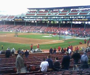 red sox and fenway image