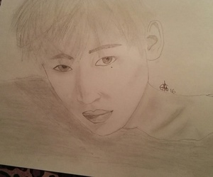 draw, yugyeom, and jackson image