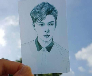 card, lay, and exo image