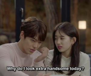 Korean Drama, kdrama, and suzy image