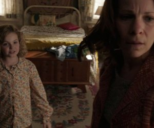 lili taylor, the conjuring, and kyla deaver image