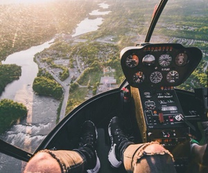 helicopter, inspiration, and lifestyle image