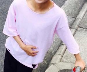 smile, taehyung, and kim taehyung image