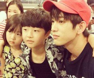 junior, jinyoung, and got7 image