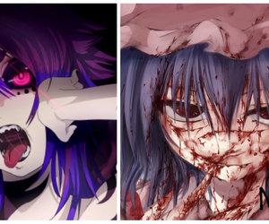 creepy anime image