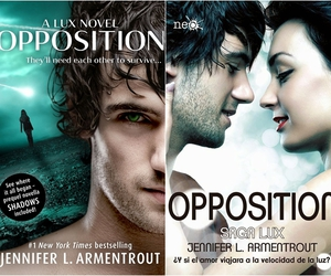 opposition, daemon black, and jennifer l. armentrout image