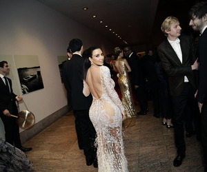 celebrity, fashion, and kim kardashian image
