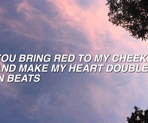 aesthetic, crush, and love poem image