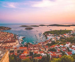 Croatia, travel, and vacation image