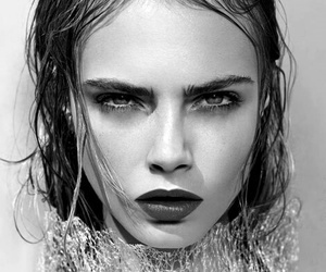 black&white, celebrities, and model image