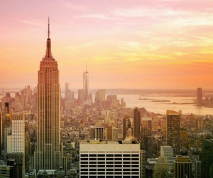 city, love, and new york image