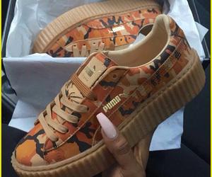 puma, shoes, and rihanna image