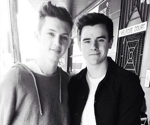 troye sivan, Connor, and youtuber image