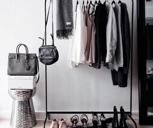 closet, fashion, and interior image