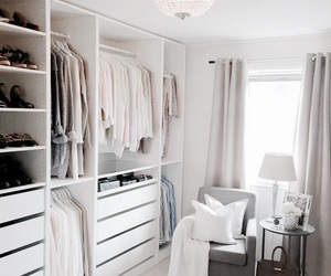 decor, organization, and closet goals image