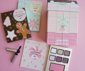 too faced and makeup image