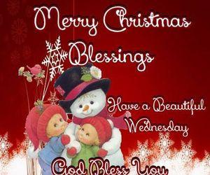 christmas, merry christmas, and christmas cards image