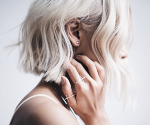 beauty, chic, and rings image