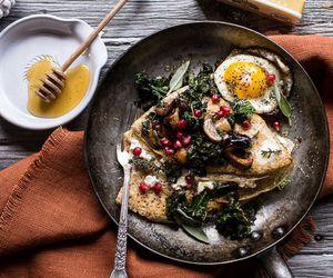 food, crepes, and hazelnut image