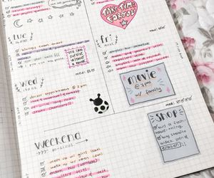book, diary, and planner image