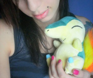 pokemon, toy, and cyndaquil image