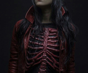 dark, music, and Lacuna Coil image