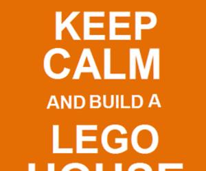 ed sheeran, lego house, and keep calm image