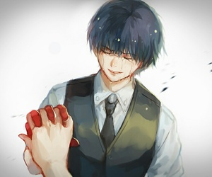 tokyo ghoul, anime, and tokyo ghoul re image