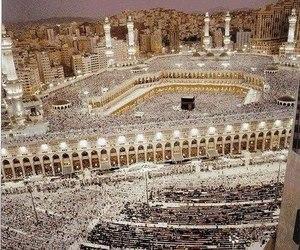 muslim, islam, and hajj image