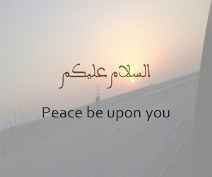 peace and salam image