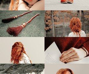 harry potter and rose weasley image