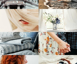 fleur delacour and bill weasley image