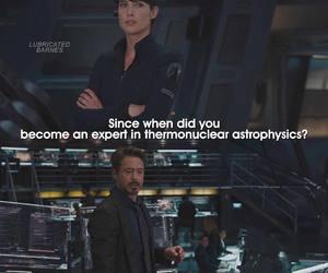 Marvel, tony stark, and the avngers image