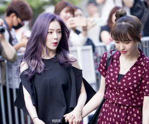 irene, red velvet, and wendy image