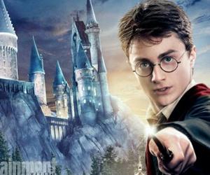 harry potter, hogwarts, and harrypotter image