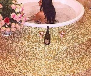 girl, beautiful, and luxury image