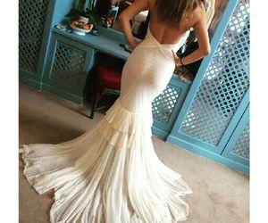 barbara palvin and dress image