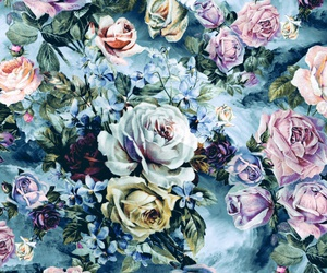 background, flower, and floral image