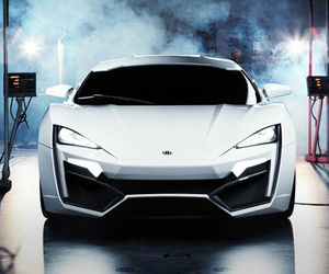 supercars, w motors, and hypersport image