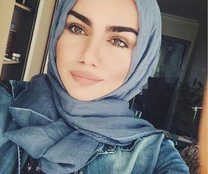 hijab, muslima, and chechenka image
