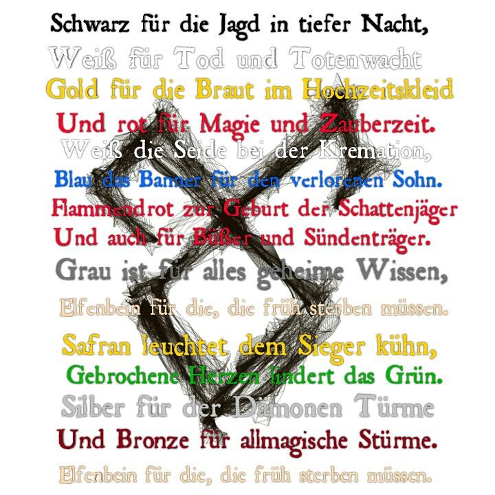 Image About Poem In Chroniken Der Unterwelt By Tambb