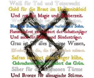 poem, sprüche, and chroniken der unterwelt image