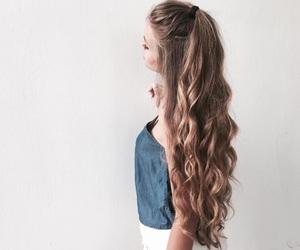 girl, hair, and anna zak image