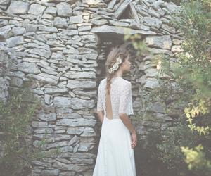 dress, fashion, and stone image