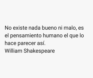 william shakespeare and frases y textos image