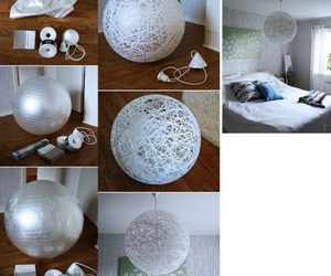 chandelier, diy, and ideas image