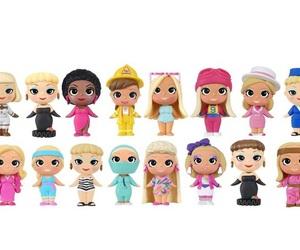 barbie, mysterymini, and popvinyl image