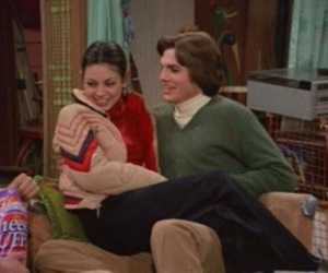 couples, that 70s show, and kelso and jackie image
